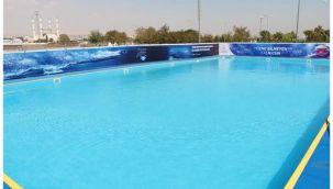 Akçakale'de Yüzme Havuzu Yapılıyor