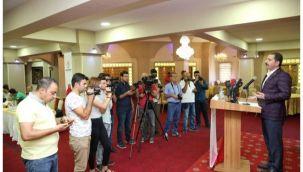 Başkan Baydilli 10 Ocak Çalışan Gazeteciler Gününü Kutladı
