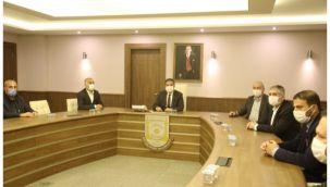 Büyükşehir'de Toplu İş Sözleşmesinin İlk Oturumu