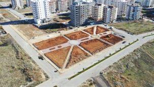 Karaköprü Güllübağ'a 6 bin metrekarelik park kazandırılyor
