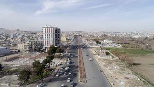 Şanlıurfa-Akçakale yolundaki trafik yoğunluğu sona erdi