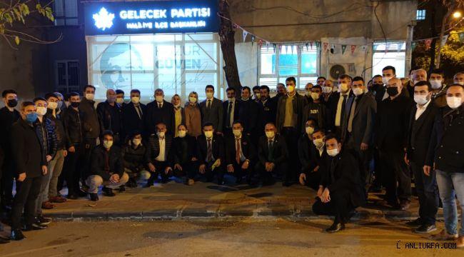 Şanlıurfa'da Gelecek Partisine Büyük Katılım!
