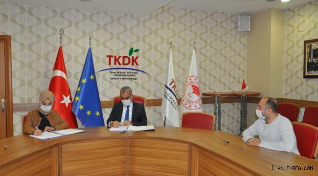 TKDK Siverek'te Lavanta işletmesine destek verecek