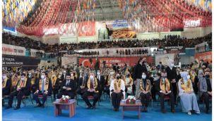 AK Parti İl Gençlik Kolları Kongresi Yapıldı