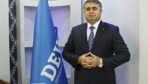 Başkan Tüysüz Regaip Kandili için mesaj yayımladı
