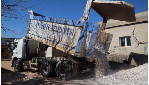 Eyyübiye'de çalışmalar sürüyor