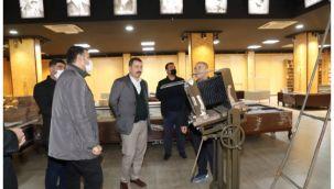 Karaköprü Sinema ve Basın Müzesinde Sona Doğru