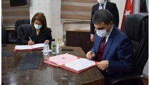 ŞURKAV ve CARE Türkiye Arasında Eşgüdüm Protokolü İmzalandı