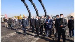 Urfa Büyükşehir araç filosunu güçlendirdi
