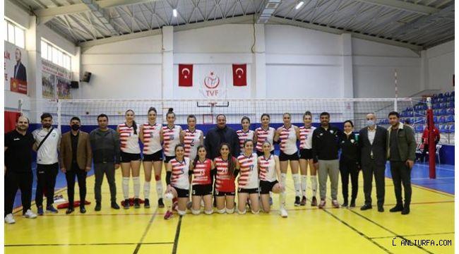 Viranşehir File Sultanları, Adana'yı 3-1 mağlup etti