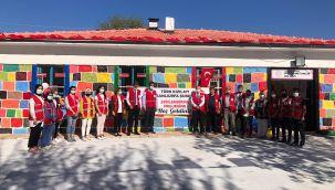 Genç Kızılay ekibinden farkındalık projeleri
