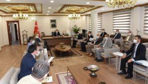 Şanlıurfa'da İİMEK toplantısı düzenlendi