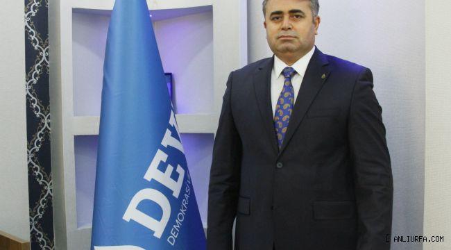 Başkan Tüysüz: 'Urfa'daki intiharlar araştırılsın'