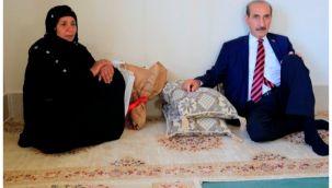 Başkan Yalçınkaya'dan Anneler Günü Ziyareti