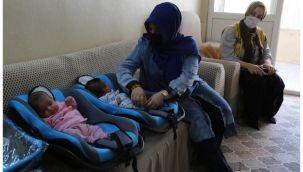 Haliliye'den bebeklere Merhaba hediyesi