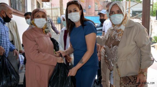 Siverek Belediyesinden Çölyak Hastalarına Yiyecek Yardımı