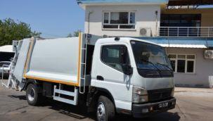 Siverek'te atıl durumdaki araç onarılarak hizmete alınıyor