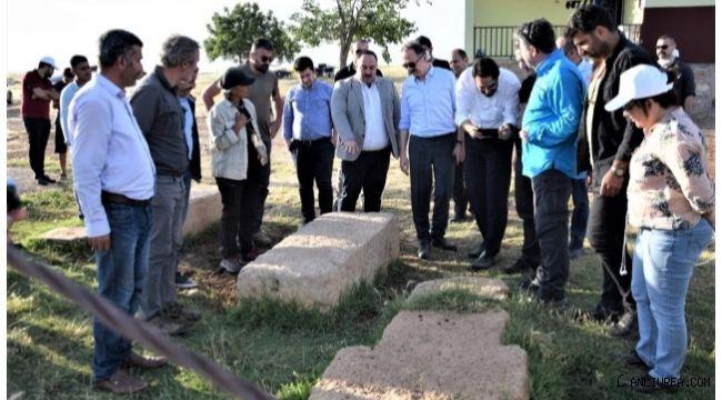 Viranşehir'de arkeolojik kazı çalışmaları başladı