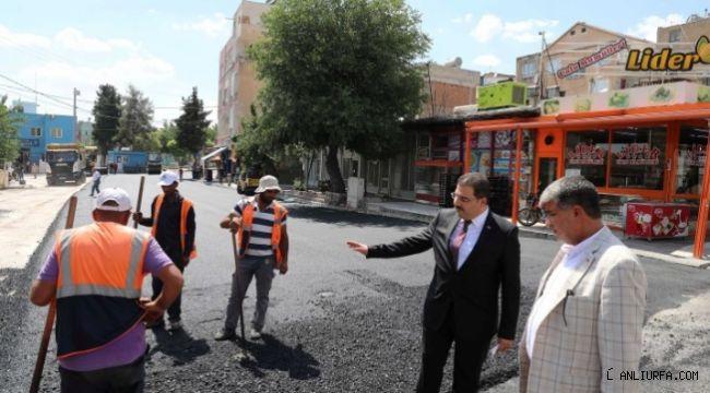 Başkan Canpolat ile Haliliye'nin çehresi değişiyor