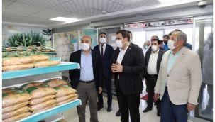 Eski Bakan Fakıbaba'dan Başkan Canpolat'a Tebrik