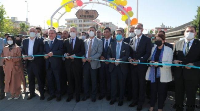 Eyyübiye Belediyesinde toplu açılış töreni