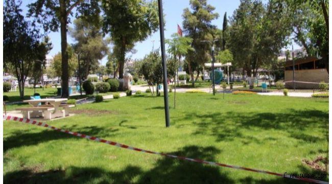 Haliliye'de parklar ilçenin çehresini değiştiriyor