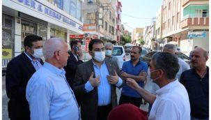Haliliye'nin işlek caddelerinde asfalt startı verildi
