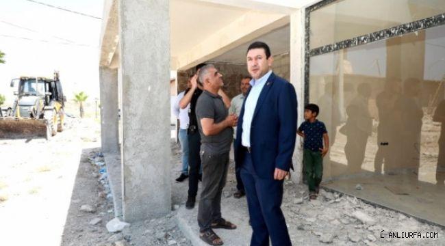 Harran'da Vizyoner Projeler Başkan Özyavuz ile Hayata Geçiyor