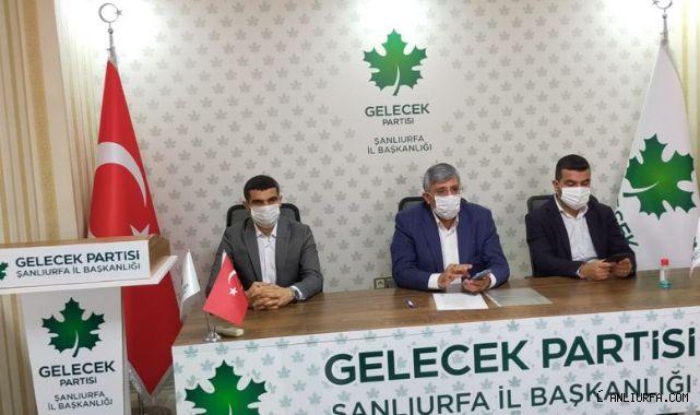Gelecek Partisi gündeme getirdi Büyükşehir İptal etti